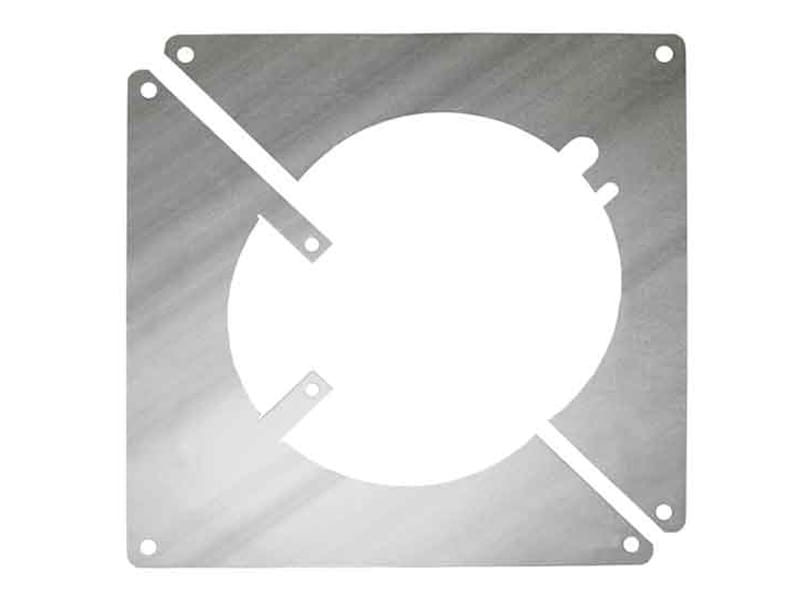 Combovent Backing Plate