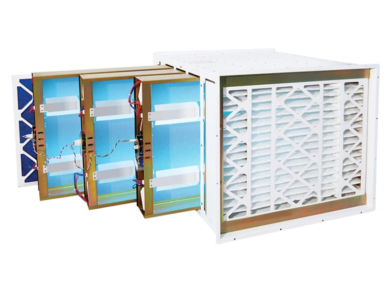 Commercial Air Filtering